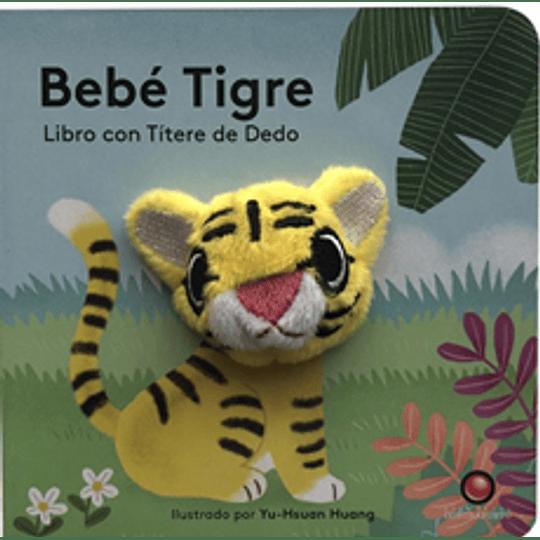 Bebe Tigre (Titere De Dedo)