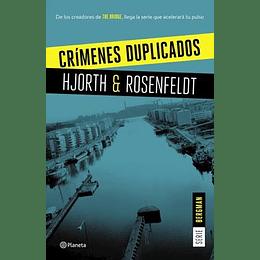 Crimenes Duplicados (Serie Bergman 2)