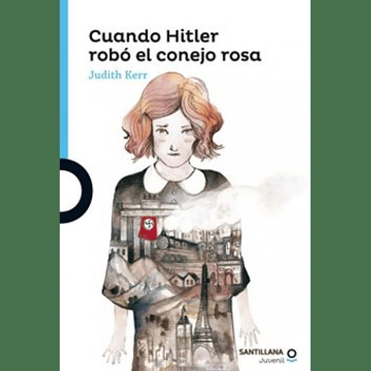 Cuando Hitler Robo El Conejo Rosa (Azul)