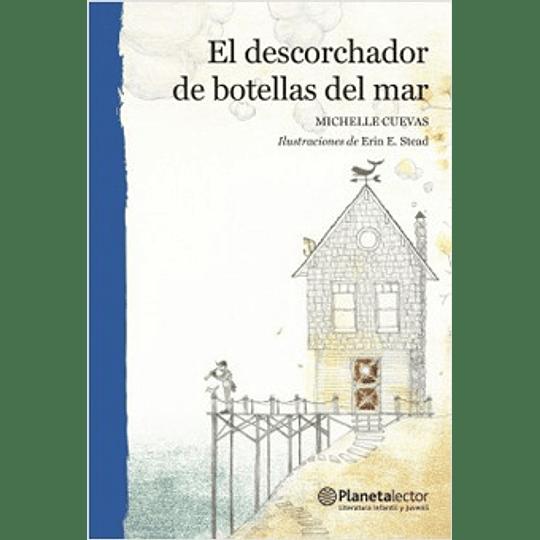 El Descorchador De Botellas Del Mar (Azul)