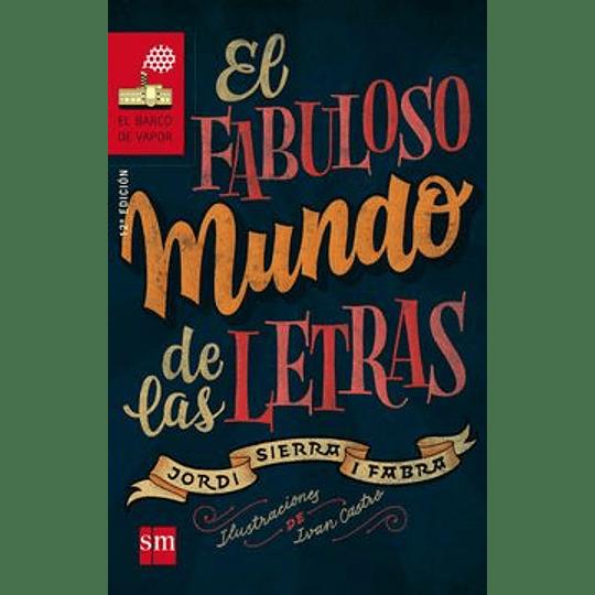 El Fabuloso Mundo De Las Letras (Rojo)