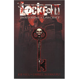 Locke And Key Bienvenidos A Lovecraft Vol I