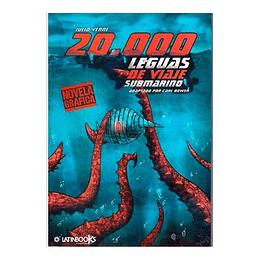 Novela Grafica - 20000 Leguas De Viaje Submarino