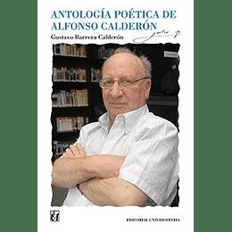 Antologia Poetica De Alfonso Calderon