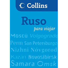 Collins Ruso Para Viajar