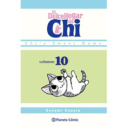 El Dulce Hogar De Chi (Volumen 10)