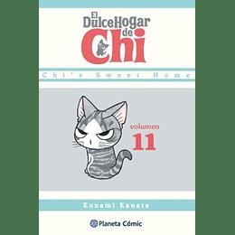 El Dulce Hogar De Chi (Volumen 11)