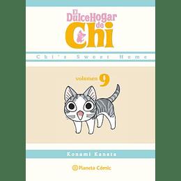 El Dulce Hogar De Chi (Volumen 9)