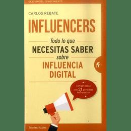 Influencers (Influencia Digital)