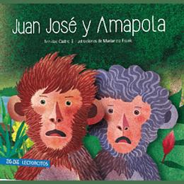 Lectorcitos - Juan, Jose Y Amapola