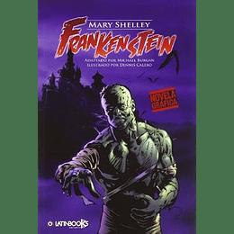 Novela Grafica - Frankenstein
