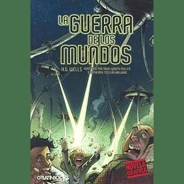 Novela Grafica - Guerra De Los Mundos, La