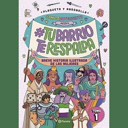Tu Barrio Te Respalda 1 (Amiga Date Cuenta)