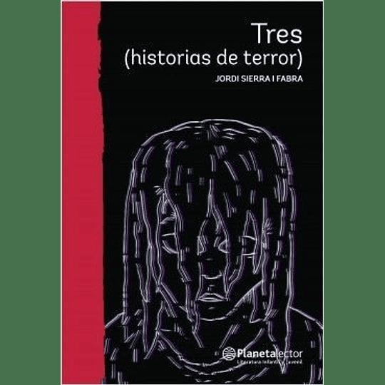 Tres (Historias De Terror) (Rojo)