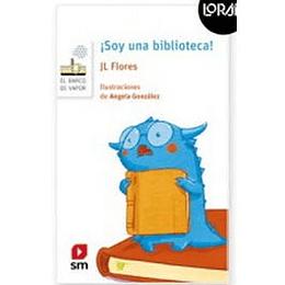¡Soy Una Biblioteca! (Blanco Loran)
