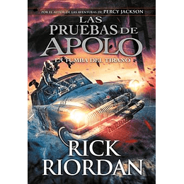 La Tumba Del Tirano - Las Pruebas De Apolo 4
