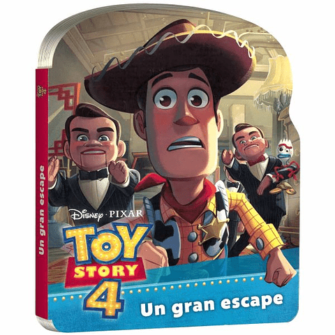 Toy story el gran escape