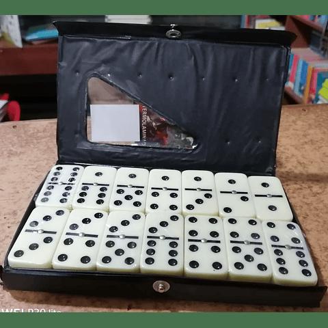Domino broche 48 x 24 x 8mm
