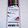 Lápiz lettering 6 colores profesional doble punta