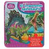 El imponente Spinosaurio