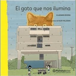 El gato que nos ilumina