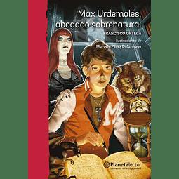 Max Urdemales, abogado sobrenatural