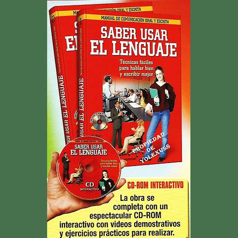 Saber usar el lenguaje