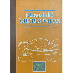 Manual del microondas x 5 tomos
