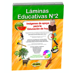 Láminas  Educativas Nª2