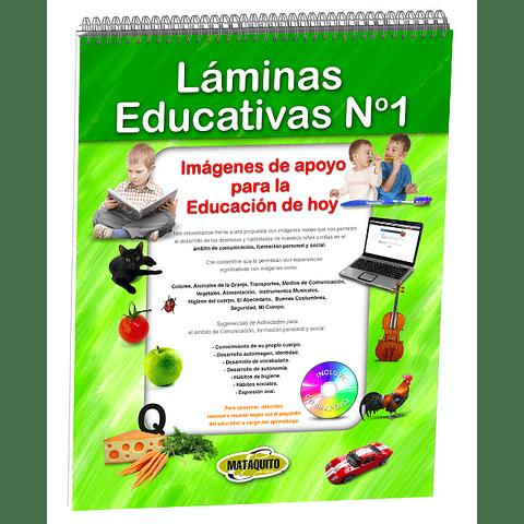 Láminas Educativas Nª1