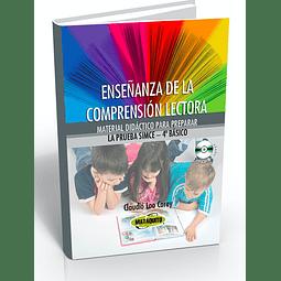Enseñanza de la comprensión lectora Simce 4 básico