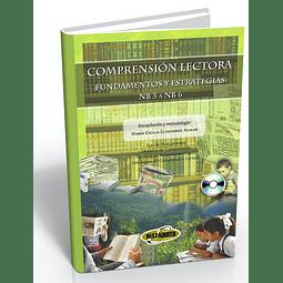 Comprensión lectora  fundamentos y estrategias NB3-NB6