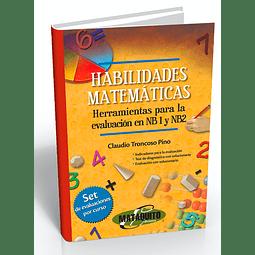 Habilidades Matemáticas NB1-NB2