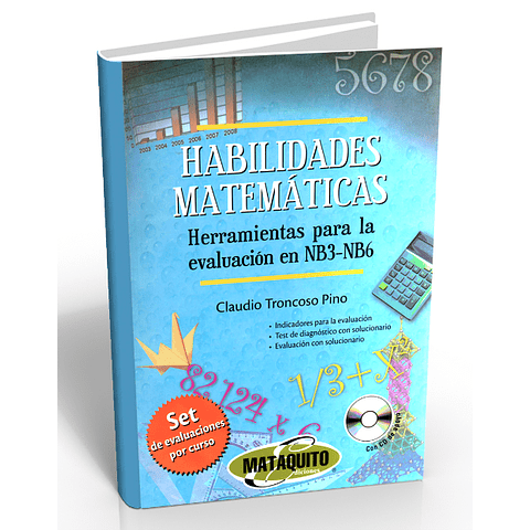 Habilidades Matemáticas NB-3NB6