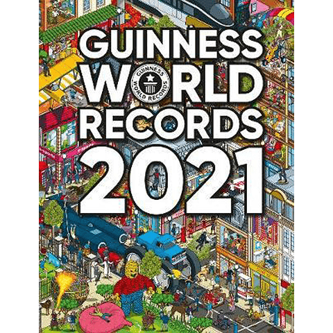 Records Guinness World 2021