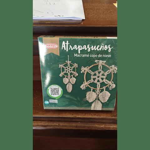 Atrapasueños set manualidades