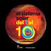 El sistema solar de 1 al 10