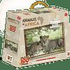 Puzzle Animales de Africa 100 Pzs Leon