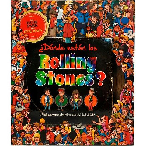 ¿Dónde están los Rolling Stones?