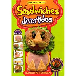 Sandwich divertidos