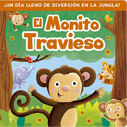 El monito travieso