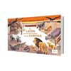 El León y otros animales de la sabana