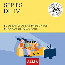 Series de tv el desafío de preguntas para auténticos fans
