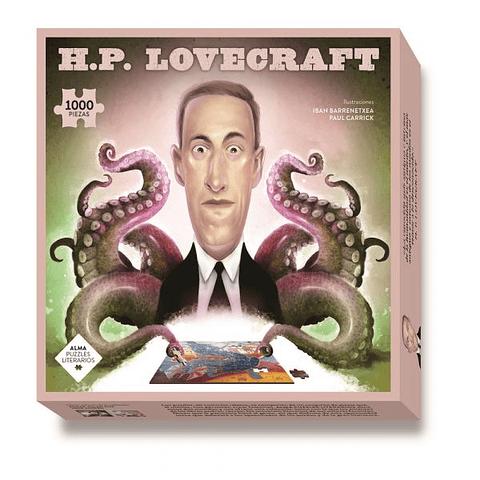 Puzzle 1000 pus H.P Lovecraft