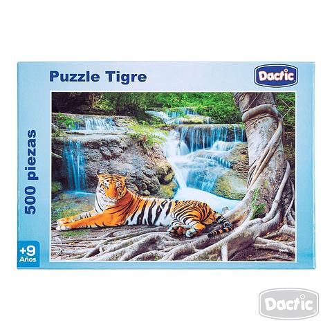 Puzzle Tigre 500 piezas