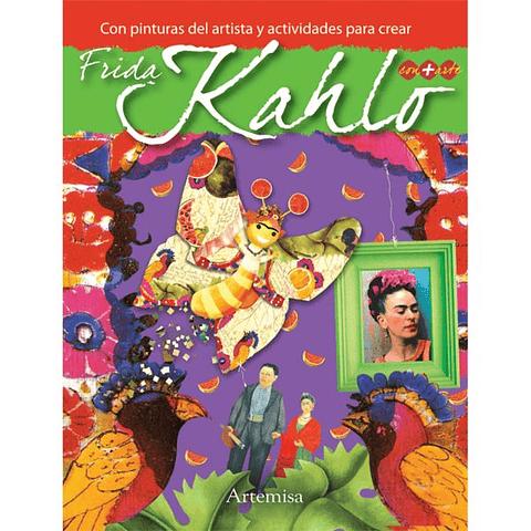 Con + arte Frida Kahlo