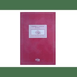 Libro compra venta iva 25 hjs