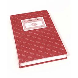 Libro de actas composición 200 hjs