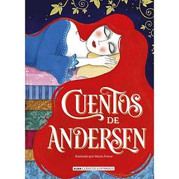 Cuentos de Andersen Ilustrado