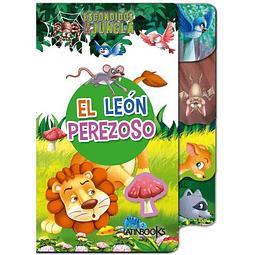 Escondidos en la Jungla El León perezoso